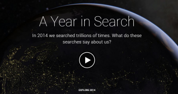Here are the top 10 most popular searches on Google in 2014