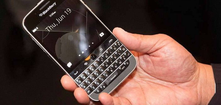 Blackberry Classic review by an iPhone user