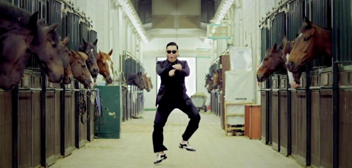 the recognition associated with psy gangnam design essay