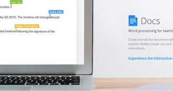 New update for Google Docs, Sheets and Slides