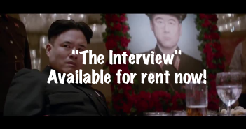 The Interview Movie For Rent