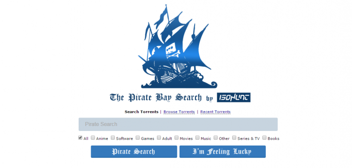 The Pirate Bay is back!