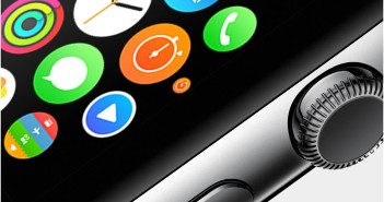 Apple Watch Closeup