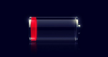 Low battery warning