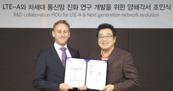 LG Uplus to develop 5G in South Korea