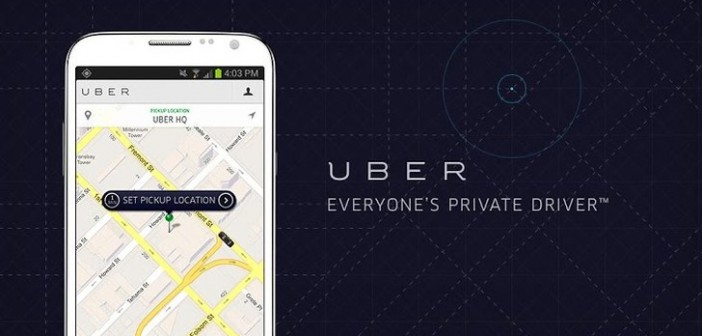 Uber banned in China