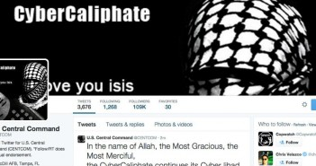 Islamic State hack US Military twitter account