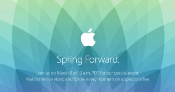 Apple Watch Event March 9
