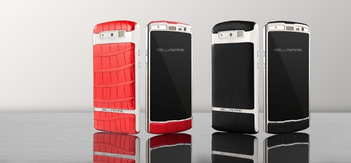 Bellperre Touch Luxury Phone