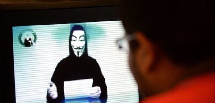 Cyber Threat - Anonymous