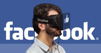 Facebook Virtual Reality Headset