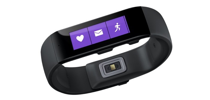 Microsoft Band Slider Pic