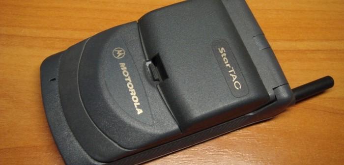 Throwback Thursday The Motorola Startac