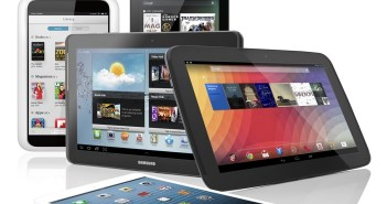 Tablet Sales Decline