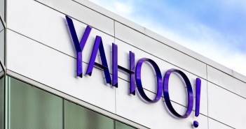 yahoo corporate hq sign