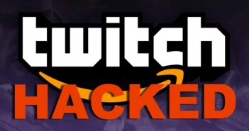 Amazon Twitch Hacked