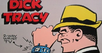 Apple Watch Dick Tracy