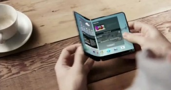Samsung Foldable Display Promo