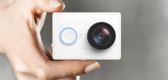 Xiaomi Yi Action Camera now available in Thailand