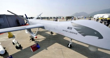 Chinese Drone Wing Loong