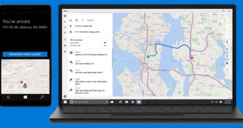 Windows 10 Maps Slider Pic