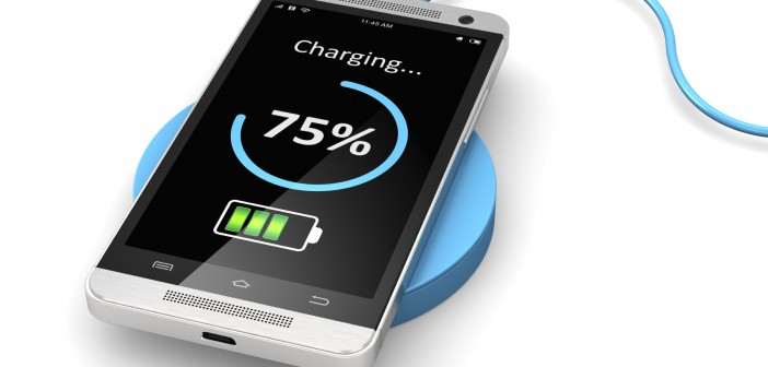 charging android phone wirelessly