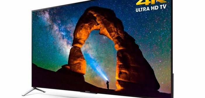 Sony's 4K Android TV sets now available