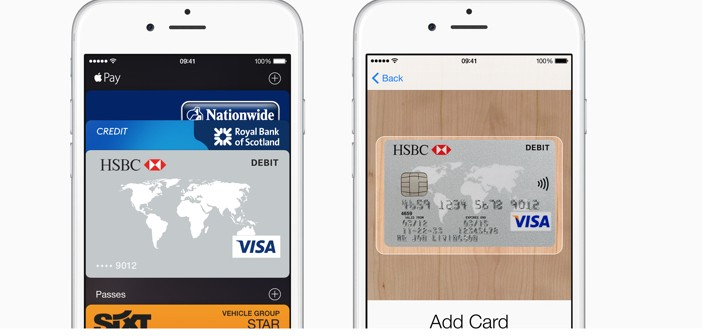 Apple Pay Website Graphics