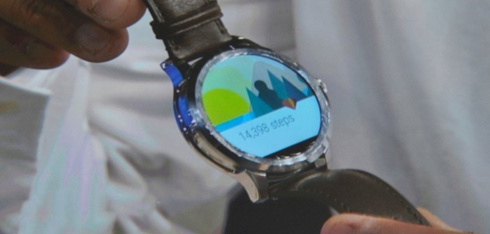 Fossil Intel Android Wear