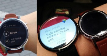 Motorola Moto 360L and 360S