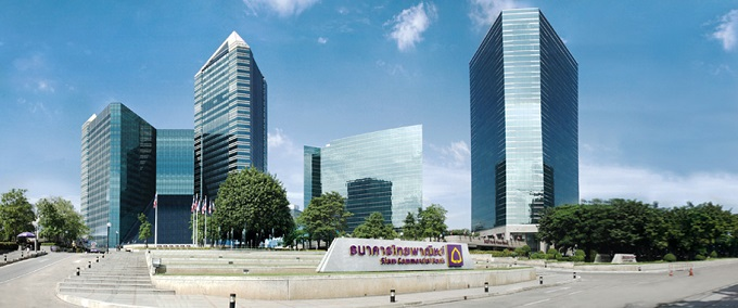 Siam Commercial Bank HQ