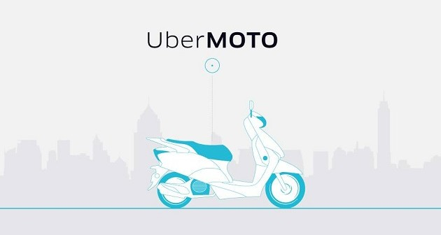 Uber Wheels Out Motorbike Ride-Hailing Service In Thailand