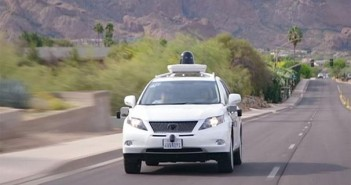 Uber test self driving cars