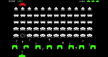Space Invaders - video game hall of fame
