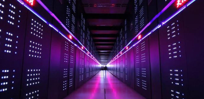 China supercomputer