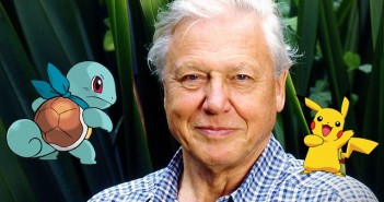 Pokemon GO narrated by David Attenborough