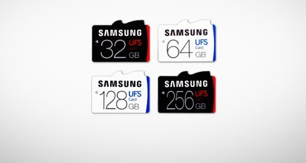 Samsung Universal Flash Cards
