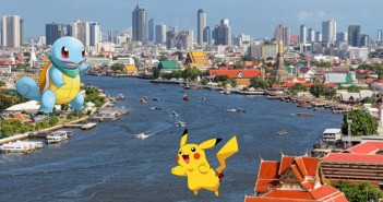 Pokemon Go Thailand