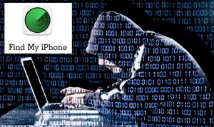 Find my iPhone Scam