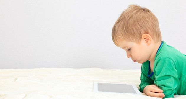 technology addiction in kids