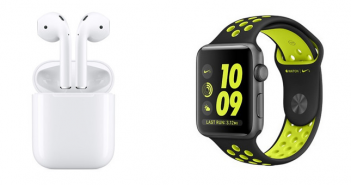 Apple Watch 2 & AirPods