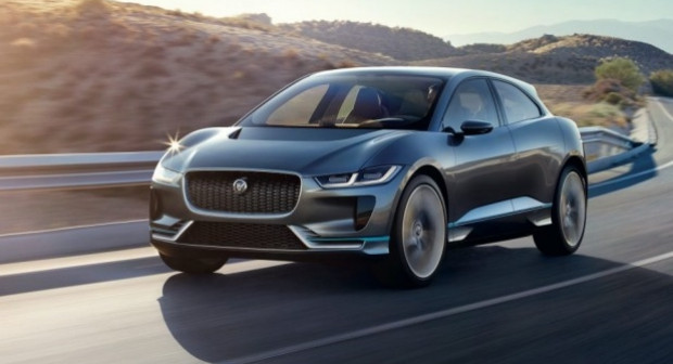 The Jaguar I Pace Suv Is A Stunning Electric Car To Rival