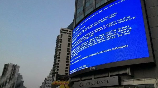 windows 10 the dreaded blue screen of death is set for a makeover