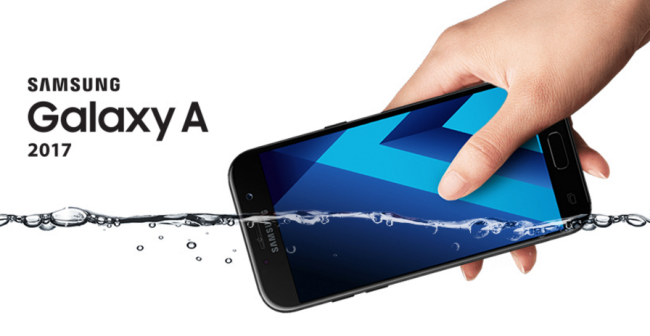 new styles 981a1 55d36 Samsung Galaxy A5 (2017) and A7 (2017) Thailand price, specs and ...