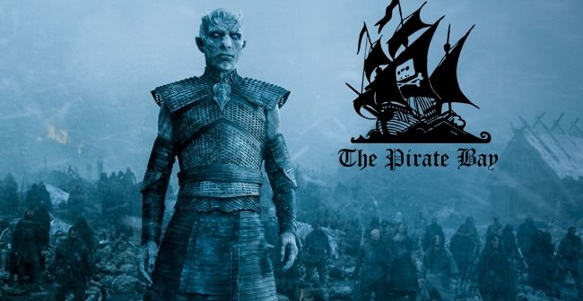 Game of Thrones episodes surface on The Pirate Bay - but you