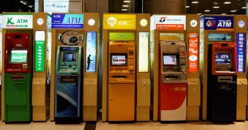 atms in Thailand
