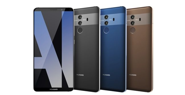 Full specs and pricing of Huawei Mate 10 Pro REVEALED - Thai
