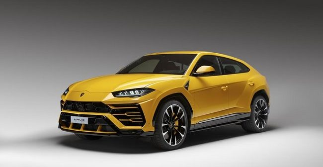 The Lamborghini Urus Is the Fastest SUV on the Market