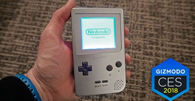 Hyperkin plans to revive the Game Boy before Nintendo has a chance