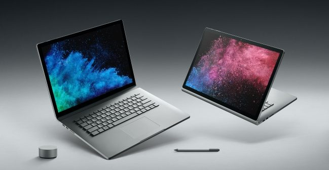 Microsoft brings 15-inch Surface Book 2 to 17 more countries
